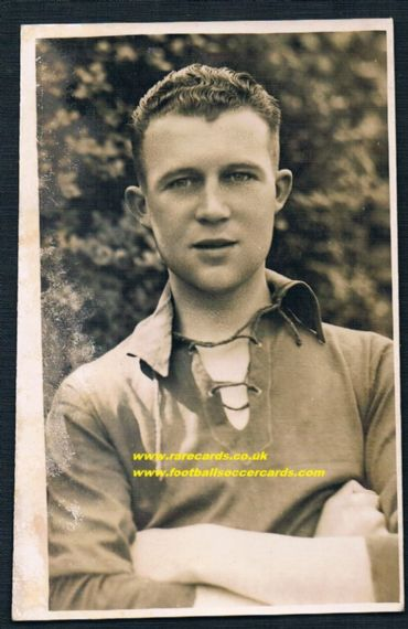1936 A Brand N.Forest Wilkes card